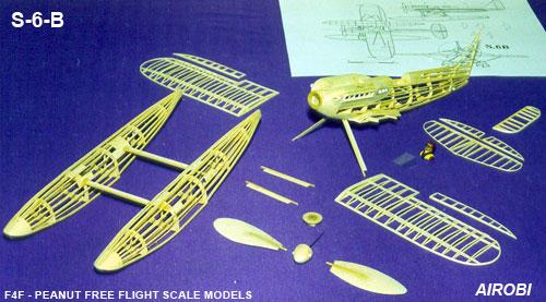 Резиномотор для авиамодели