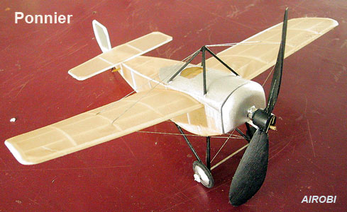 Как сделать модель самолета с электромотором